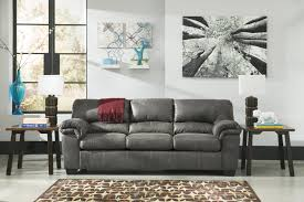 Locate Ashley Furniture Store by Casual Faux Leather Full Sofa Sleeper By Signature Design By