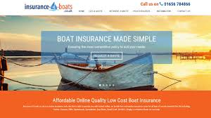 boat insurance get an instant quote online from insurance 4 boats