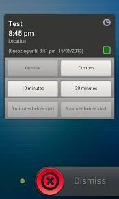 android reminder app foobarblog 2 0 android app calendar event reminder