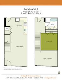 studio 1 2 u0026 3 bedroom apartments in seattle bridges 11th