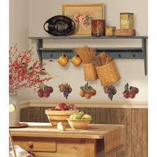 Kitchen Apples Home Decor Glittering Country Home Decor For Kitchen Of Rustic Barn Wood