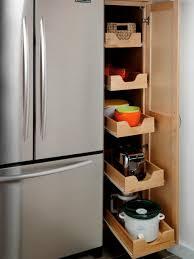 Kitchen Wall Storage Solutions - kitchen adorable narrow cabinet organizer metal kitchen cabinets