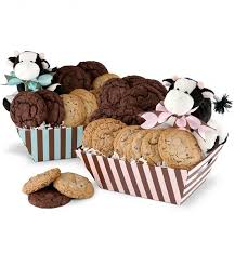 cookie gift baskets new baby cookie basket cookie gift baskets p fresh