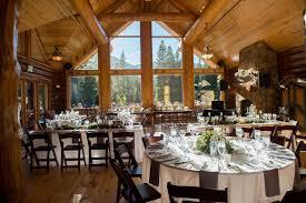breckenridge wedding venues breckenridge nordic center wedding distinctive mountain events