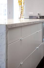 The Heiress  The Farm Girl - Ikea kitchen cabinet handles