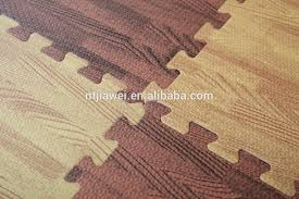 tappeti ad incastro foam mat effetto legno ad incastro per bambini schiuma