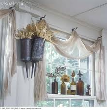 Window Scarves For Large Windows Inspiration Winsome Unique Window Treatments Outdoor Fiture