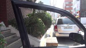 vip lexus curtains car window curtain ssangyong rexton youtube