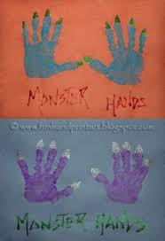 Hand Crafts For Kids To Make - creative halloween crafts for kids to make creative craft and