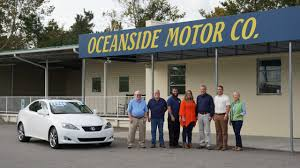 lexus used parts wilmington oceanside motor company used cars wilmington nc dealer