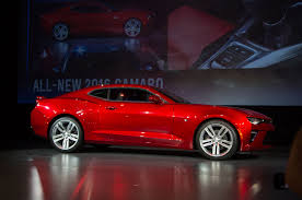 2016 chevrolet camaro revealed inside the new sixth gen camaro
