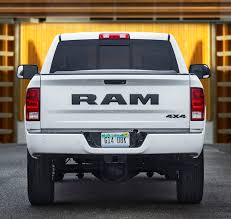 customized truck ram 2017 night package 2500 3500 pickups get a custom look with