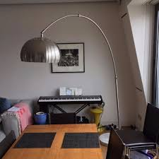 retro curved floor lamp in notting hill london gumtree