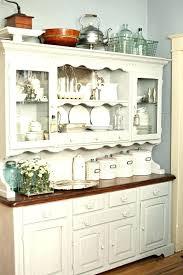 Hutch Kitchen Cabinets Kitchen Hutch Cabinets Housetohome Co