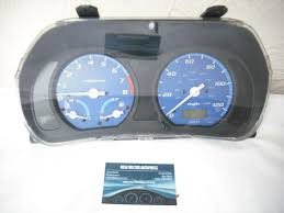 honda hrv manual speedometer instrument cluster 3b hr 0265 021