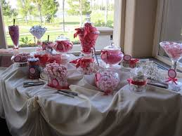 Candy Table For Wedding Cute Candy Table Design For Wedding Reception Nytexas
