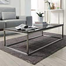 Rectangular Coffee Table Marble Rectangular Coffee Table Grey Dwell