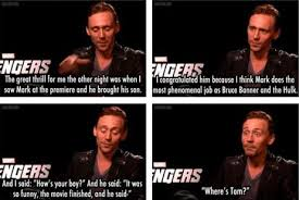 tom hiddleston just seems like a cool dude album on imgur