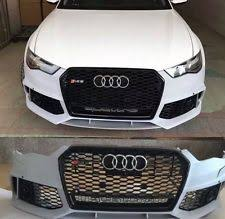 2012 audi rs6 bumpers for audi rs6 ebay