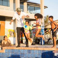 brown birthday party chris brown throws royalty birthday party adorable photos