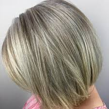 blonde streaks for greying hair 60 gorgeous gray hair styles ash blonde bob blonde bobs and ash