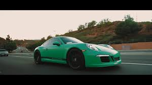 porsche gt3 rs wrap sd wrap satin signal green porsche 911 carrera s 991 youtube