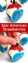 Red White And Blue Chocolate 292 Best Red White And Blue Images On Pinterest Holiday Foods