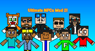 customize your own npcs mod 2 customize your own npcs never be lonely