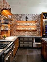 copper backsplash kitchen copper slate tile backsplash glass mural metal tin hammered copper