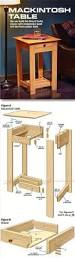 Woodworking Plans And Simple Project by Coffee Table Plans Furniture Plans And Projects Woodarchivist