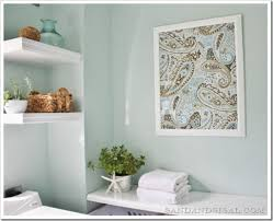 frame fabric wall art 4 affordable ways to create your own framed