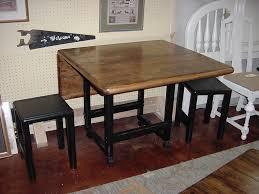 Classy Butcher Block Kitchen Table  OCEANSPIELEN Designs - Butcher block kitchen tables and chairs