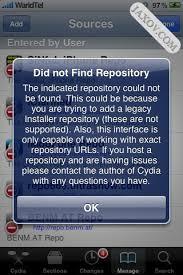 game mod cydia repo how to add missing modmyi repo to cydia solved