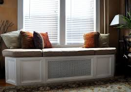 bench unique and good bay window design ideas stunning bench for