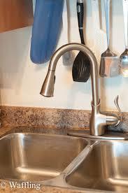 waffling new kitchen faucet