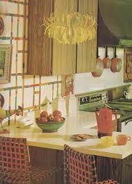 1970s Home Decor 1970s Kitchen Design One Harvest Gold Kitchen Decorated In 6