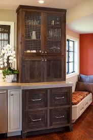 liquor cabinet furniture kitchen rustic with banquette breakfast