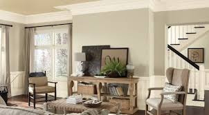 interior chic living room paint color ideas with tan furniture