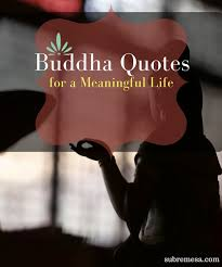 30 best buddha quotes for a meaningful subremesa