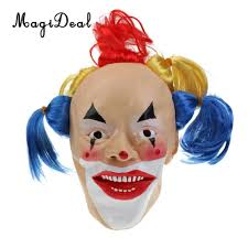 scary clown halloween mask popular clown masks scary buy cheap clown masks scary lots from
