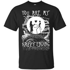you are my happy ending nightmare before