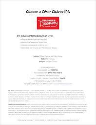 cesar chavez intermediate high spanish ipa pack download spanish