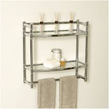 Bathroom Wall Shelving Ideas Bathroom Wall Shelf For Towels Grundtal Corner Wall Shelf Unit