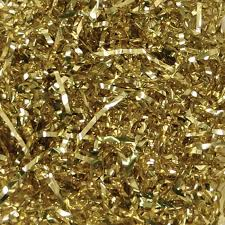 mylar shred mylar shred gold 8oz 1ct party value