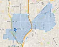 san jose unified map find your school cbell union school district
