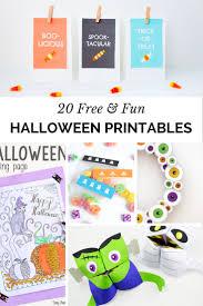 Halloween Printable Paper by Printables 20 Free And Fun Halloween Printables Halloween