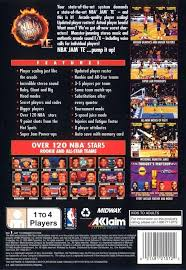 Nba Jam Cabinet Nba Jam Tournament Edition Box Shot For Playstation Gamefaqs