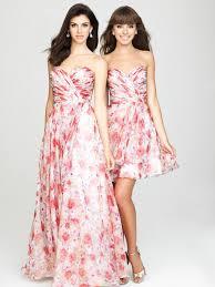 floral bridesmaid dresses bridals 1435 bridesmaid dress madamebridal