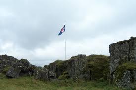 Oldest Flag In Europe The Dark Side Of Thingvellir Stuck In Iceland