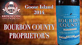 Bourbon County Backyard Rye Bourbon County Backyard Rye Stout From Goose Island Beer Review